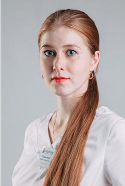 Смагина Мария Эдуардовна